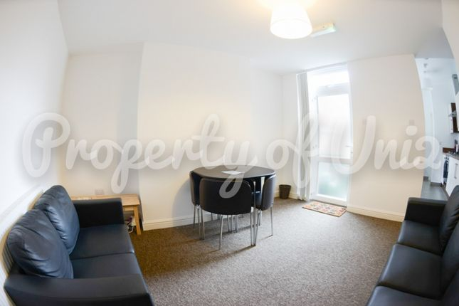 Thumbnail End terrace house to rent in Wellington Street, City Centre, Nottingham