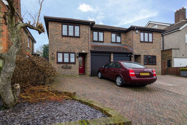 Thumbnail Semi-detached house for sale in Granville Road, Sidcup