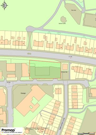 Thumbnail Land for sale in Martinet Road, Thornaby
