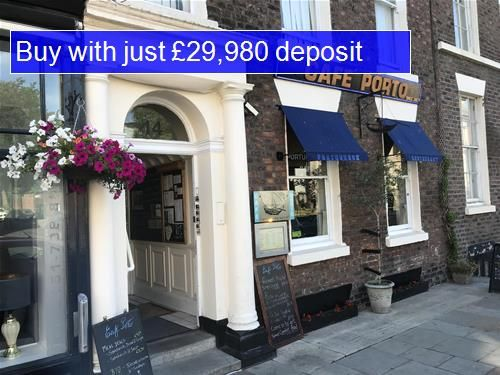Thumbnail Restaurant/cafe for sale in Rodney Street, Liverpool