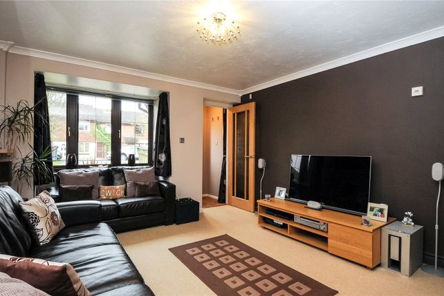 Thumbnail Terraced house to rent in Townsend Close, Bracknell, Berkshire