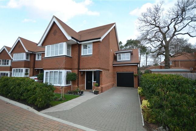 Thumbnail Detached house for sale in Adonis Close, Frimley, Camberley