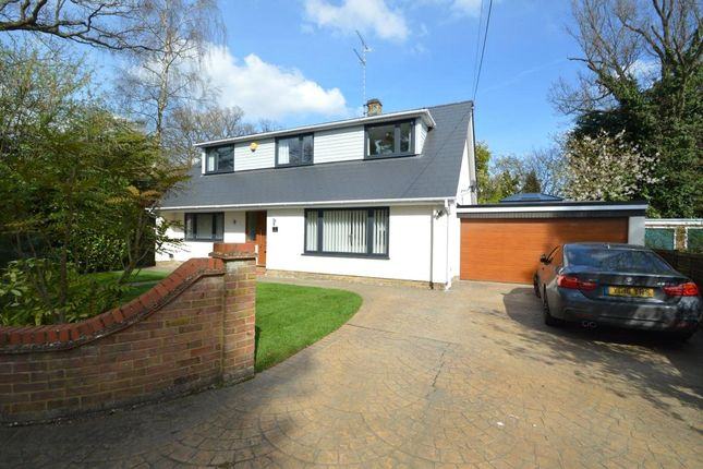 Thumbnail Detached house for sale in Kiln Ride, Finchampstead, Berkshire