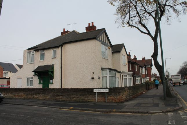 Thumbnail Semi-detached house to rent in Beeston Road, Nottingham