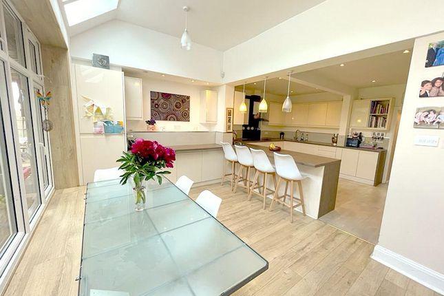 Thumbnail Semi-detached house to rent in Hillside Gardens, Edgware