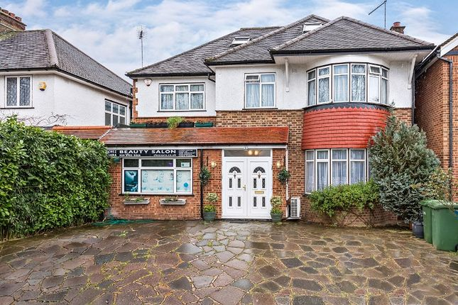 Thumbnail Detached house for sale in Whitchurch Lane, Edgware, Greater London.