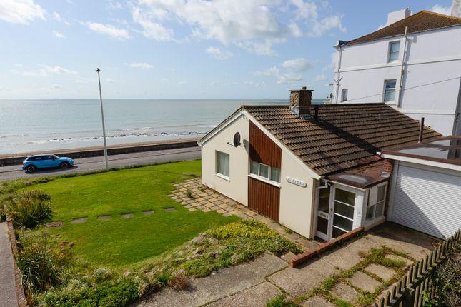 Thumbnail Detached bungalow for sale in Sandgate, Folkestone