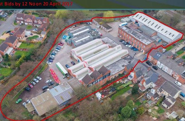 Thumbnail Commercial property for sale in Stock House, Seymour Road, Nuneaton, Warwickshire
