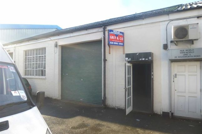 Thumbnail Warehouse to let in Perivale New Business Centre, Wadsworth Road, Perivale, Greenford