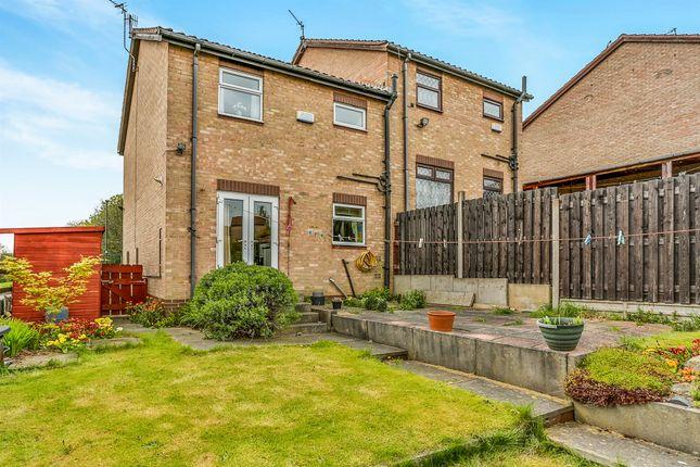 Thumbnail Semi-detached house for sale in Earldom Road, Sheffield