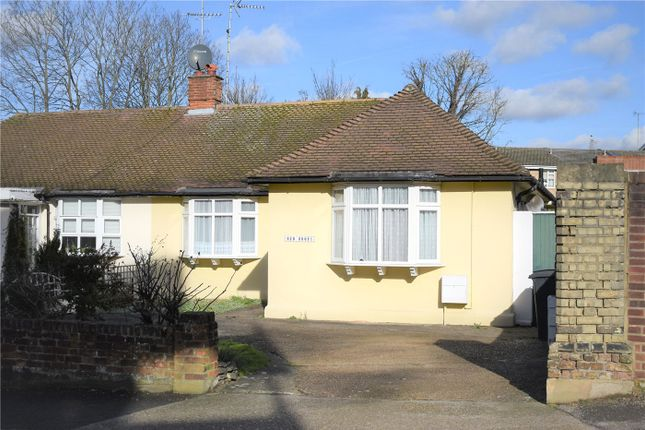 Thumbnail Semi-detached bungalow to rent in Church Hill Road, Surbiton