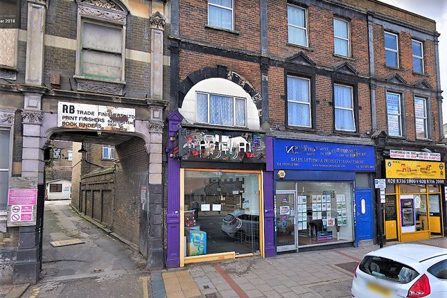 Thumbnail Retail premises to let in Plumstead High Street, London