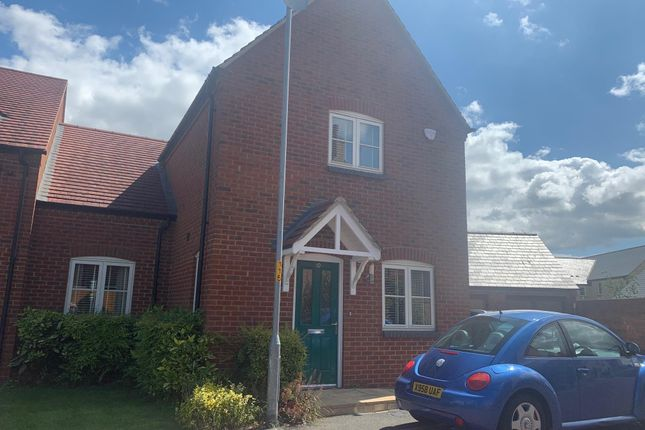 Thumbnail Detached house to rent in Mansion Gardens, Potterspury, Towcester