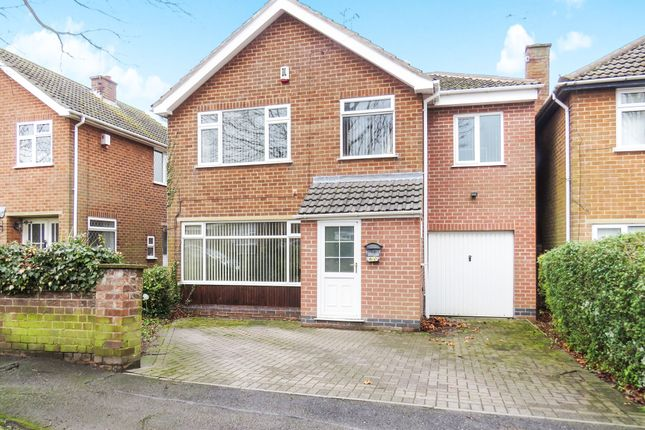 Thumbnail Detached house for sale in Willson Avenue, Littleover, Derby