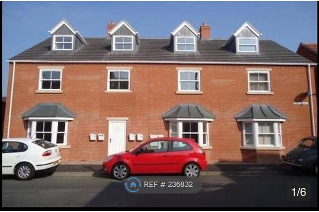 Thumbnail Flat to rent in Robey Court, Lincoln
