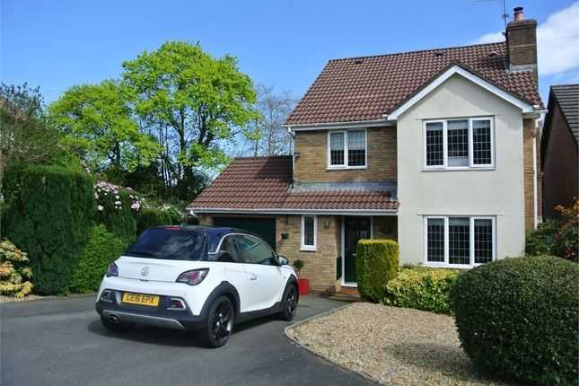 Thumbnail Detached house for sale in Pensarn Way, Henllys, Cwmbran, Torfaen