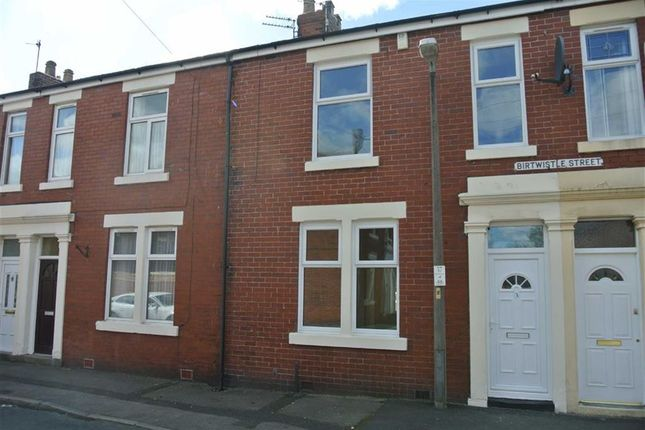 Thumbnail Terraced house to rent in Birtwistle Street, Lostock Hall, Preston
