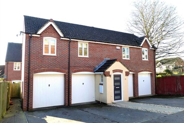 Thumbnail Detached house for sale in Bigstone Meadow, Tutshill, Chepstow