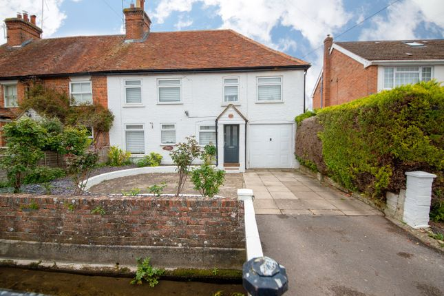 4 bed end terrace house for sale in Water Street, Hampstead Norreys, Thatcham RG18