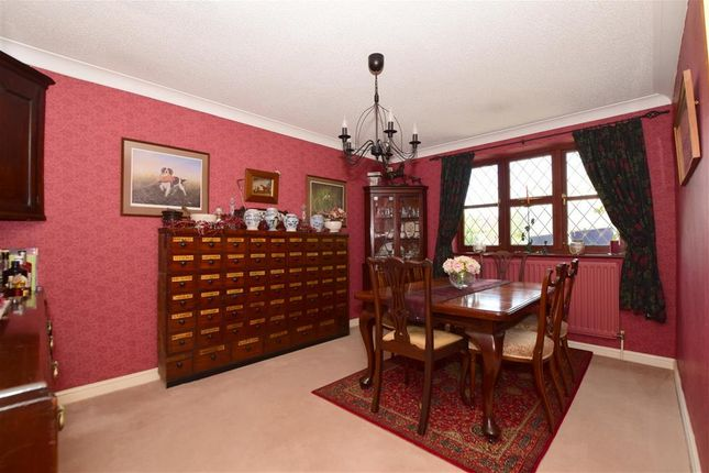 Dining Room of Red Hill, Wateringbury, Maidstone, Kent ME18