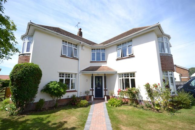 Thumbnail Detached house for sale in Picketts Road, Felixstowe