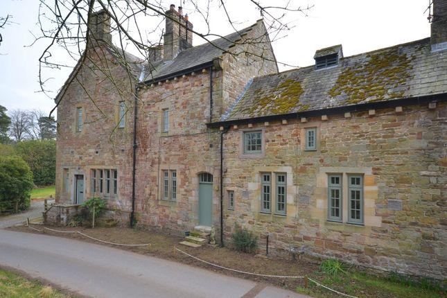Thumbnail Property to rent in Barnes House, Naworth Castle Estate, Brampton