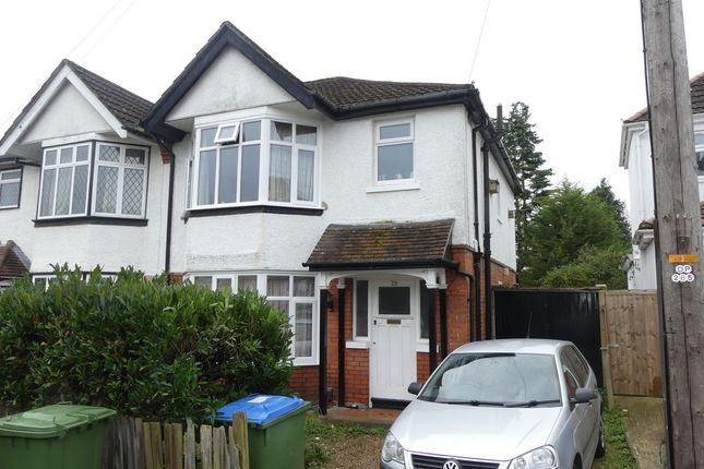 Semi-detached house to rent in Ripstone Gardens, Southampton
