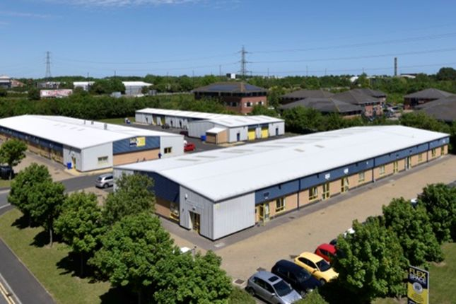 Thumbnail Industrial to let in Orion Way, North Shields