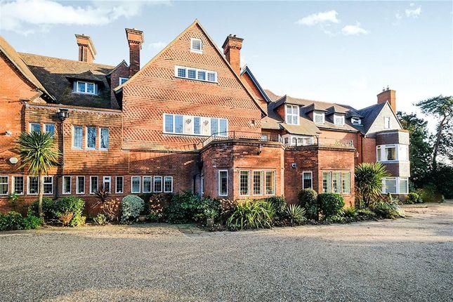 Thumbnail Flat for sale in Mapleton House, Mapleton Road, Four Elms, Edenbridge