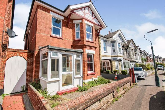 Thumbnail Detached house for sale in Acland Road, Bournemouth