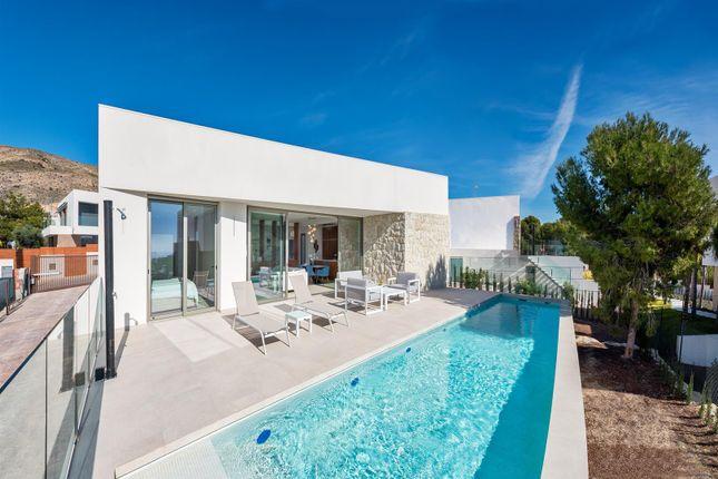 Thumbnail Villa for sale in Finestrat, Costa Blanca, Spain