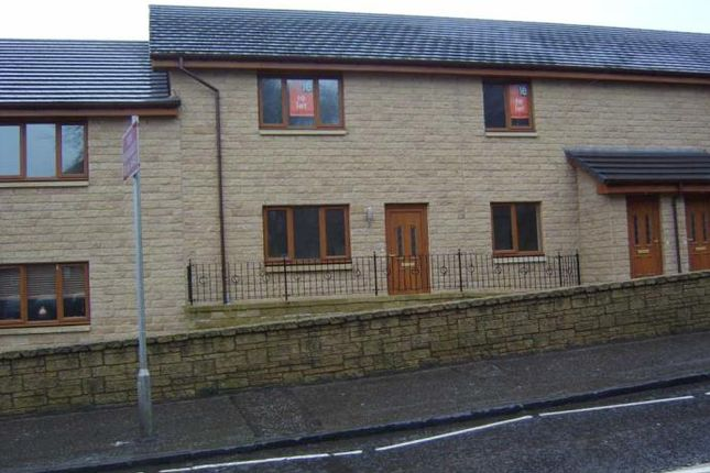 Thumbnail Flat to rent in Station Road, Shotts