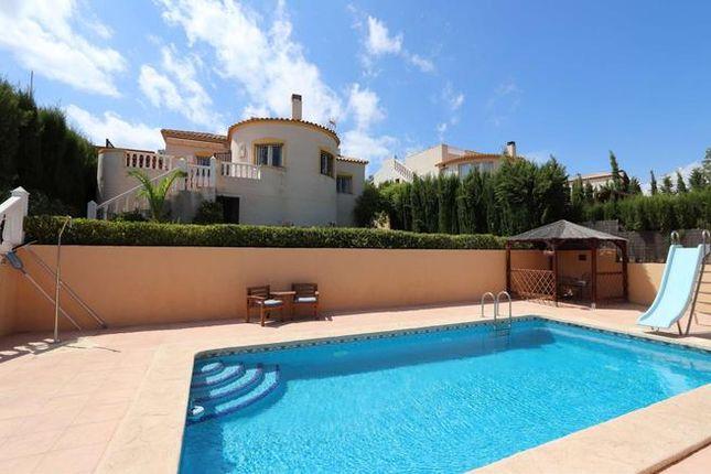 3 bed villa for sale in Spain, Valencia, Alicante, Castalla