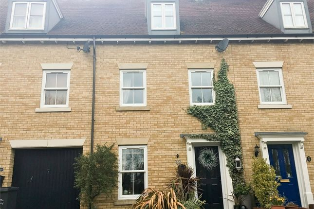 Thumbnail Town house for sale in Stainer Close, Witham, Essex