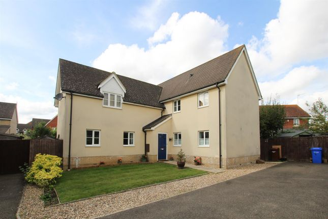 4 bed detached house to rent in Alderton Close, Haverhill CB9