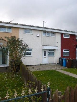Thumbnail Terraced house to rent in Gorthorpe, Hull
