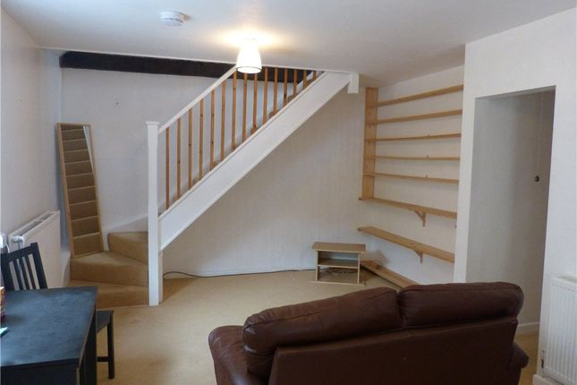 Thumbnail Terraced house to rent in Bell Inn Court, Salisbury Street, Blandford Forum