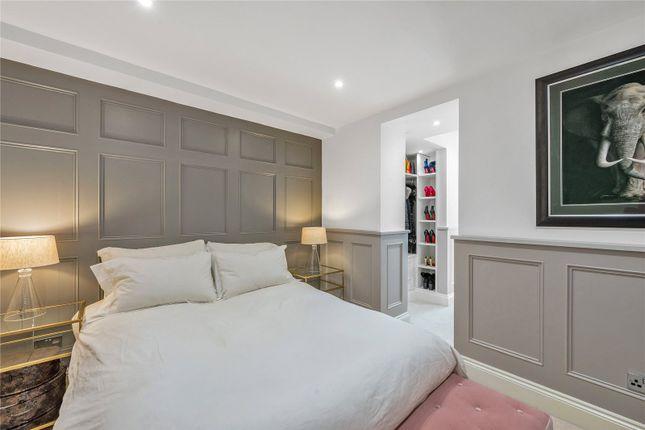 Master Bedroom of Britannia Road, Fulham, London SW6
