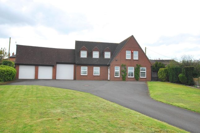 Detached house for sale in Haygate Road, Wellington, Telford, Shropshire