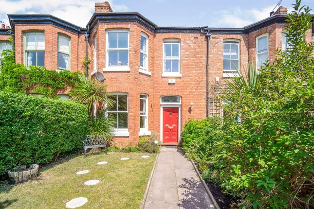 Thumbnail Terraced house for sale in Airlie Road, Hoylake, Wirral