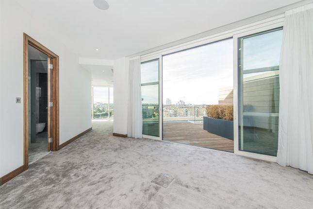 Master Bedroom of Quarter House, Juniper Drive, Battersea Reach, London SW18