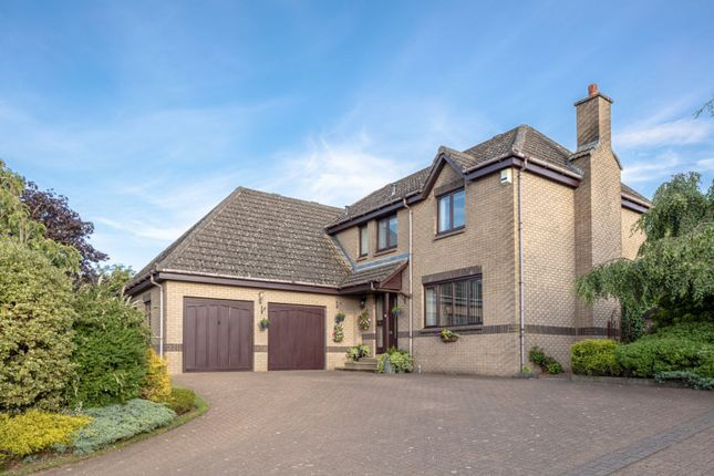 Thumbnail Detached house for sale in Hyndford Road, Lanark