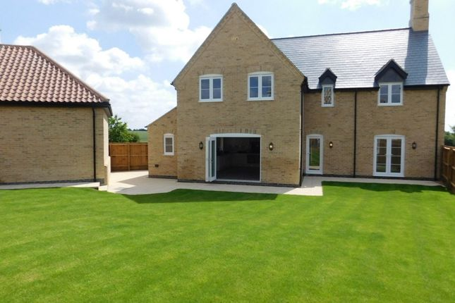 Thumbnail Detached house for sale in Plot 52, 1 Hill Close, Brington, Huntingdon