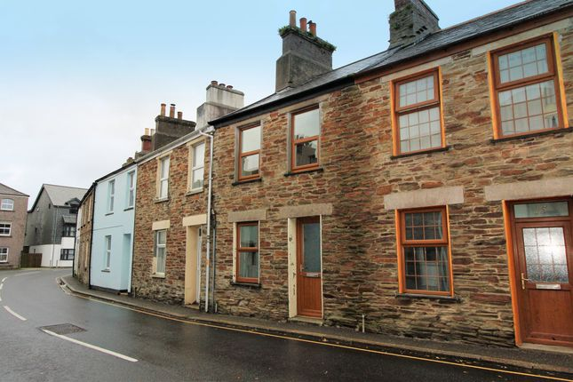 Thumbnail Terraced house to rent in Liskeard Road, Callington