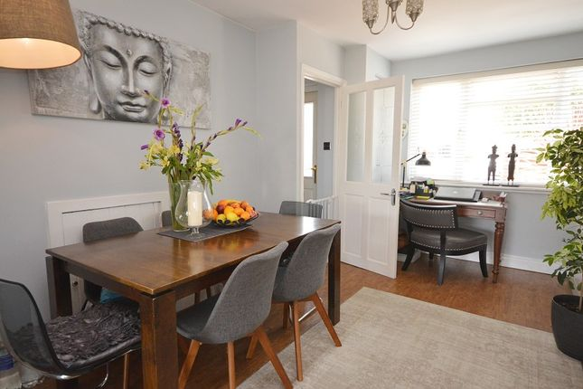 Dining Room of Gilders Road, Chessington, Surrey. KT9