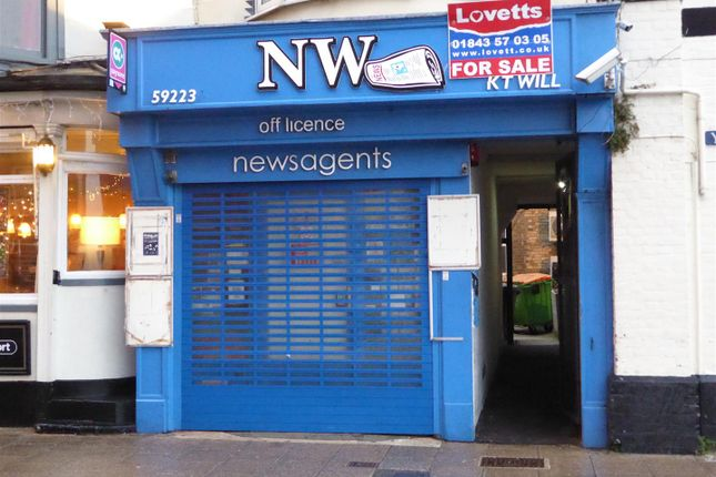 Thumbnail Property to rent in York Street, Ramsgate