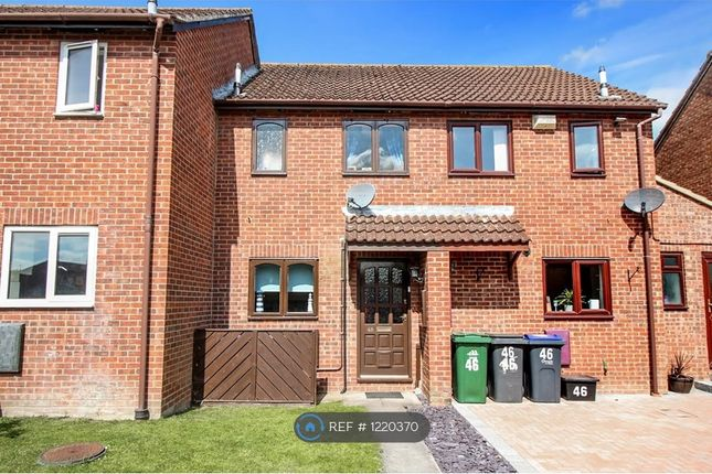 2 bed terraced house to rent in Gloucester Walk, Westbury BA13