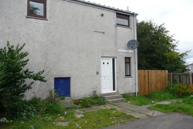Thumbnail End terrace house to rent in Clement Rise, Livingston