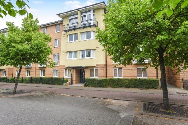 Thumbnail Flat for sale in Rimini House, Ffordd Garthorne, Cardiff, Caerdydd