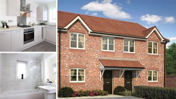 Thumbnail Property for sale in Duxbury Manor Way, Chorley